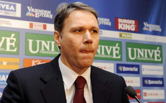 After failing with the Netherlands &amp; Ajax, Marco van Basten now has his last chance to make it as a coach at Heerenveen