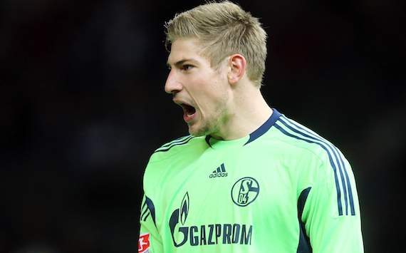Unnerstall extends Schalke contract until 2015