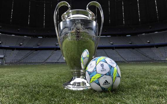 Champions League trophy (Getty Images)