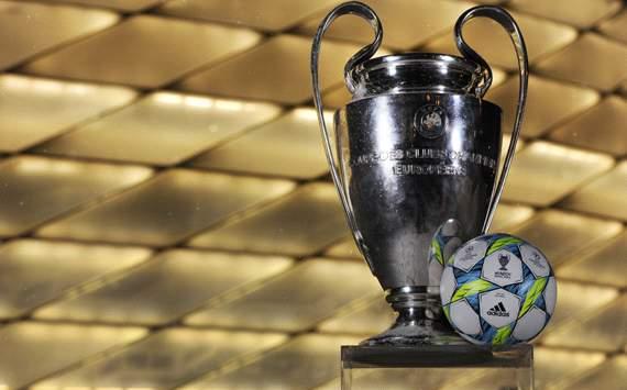Champions League trophy, Grup B Liga Champions 2012-2013