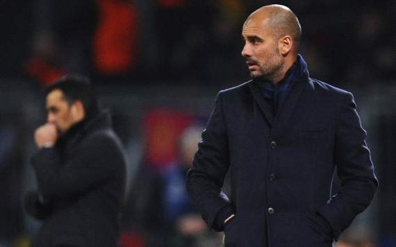 Guardiola plays down significance of 'Inter' scarf