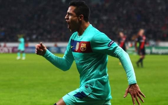Champions League, Bayer Leverkusen vs FC Barcelona, Alexis Sanchez