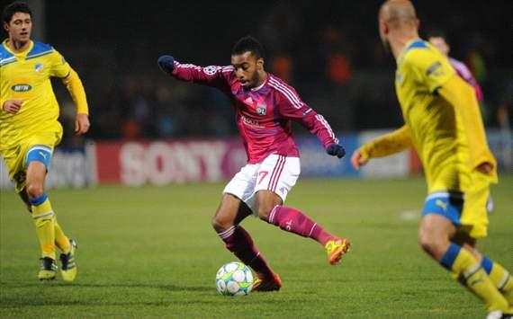 APOEL vs Olympique Lyon