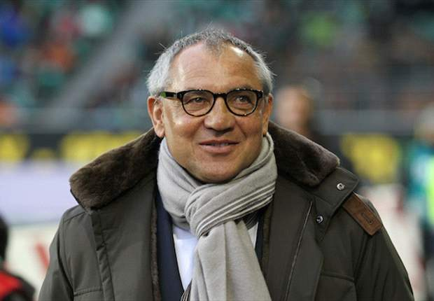 Magath: I understand the fans' disappointment at Wolfsburg's performances