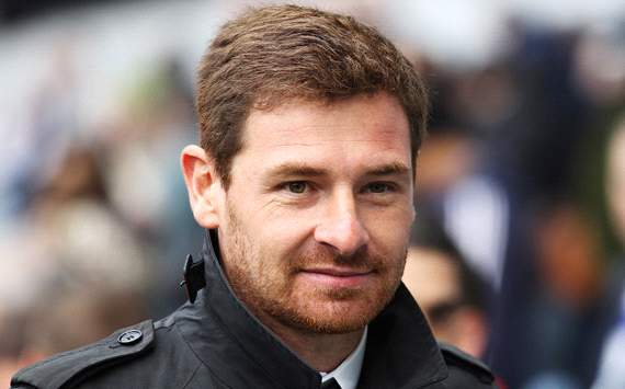 Official: Villas-Boas appointed new Tottenham head coach