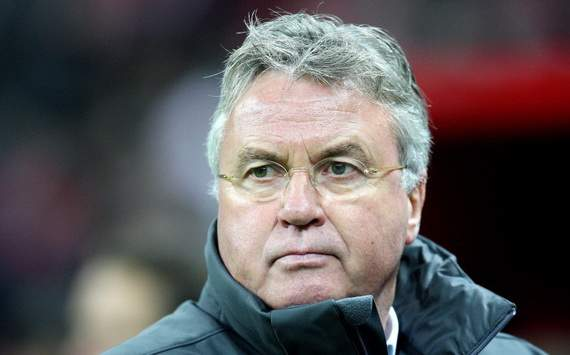 Hiddink to return to South Korea to coach against K-League All Stars