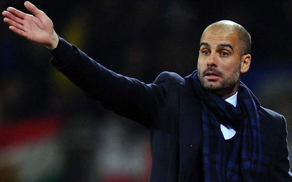 Pep Guardiola - Barcelona (Getty Images)