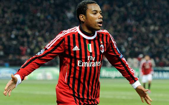 Robinho - Milan-Arsenal - Champions League (Getty Images)