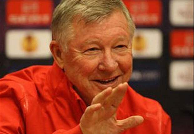 Sir Alex Ferguson targets 'two or three more years' at Manchester United