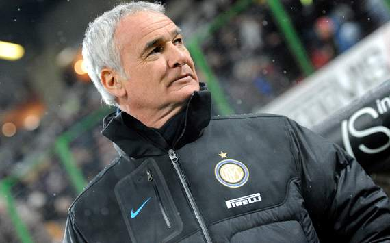 Claudio Ranieri: I do not think Napoli game will be my last in charge of Inter