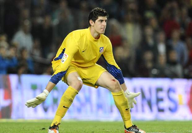 Chelsea goalkeeper Courtois set to extend Atletico Madrid loan