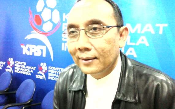 KONI Pusat Tak Akui Pengprov PSSI Caretaker