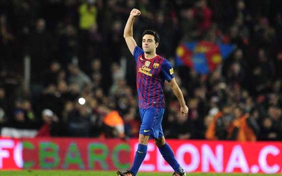 Xavi looking forward to 'physical' Copa final