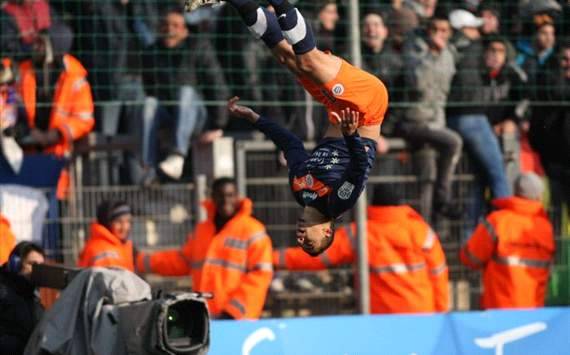 Montpellier verstevigt koppositie in Ligue 1