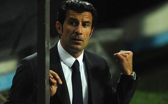 Luis Figo: A Ral le echaron del Madrid