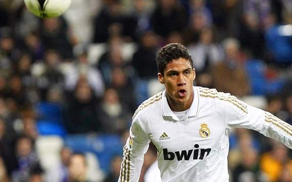 Rafael Varane - Real Madrid