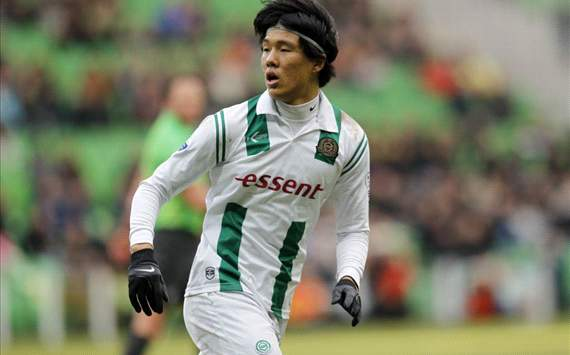Fortuna Dusseldorf interested in Groningen's Suk Hyun-Jun - report