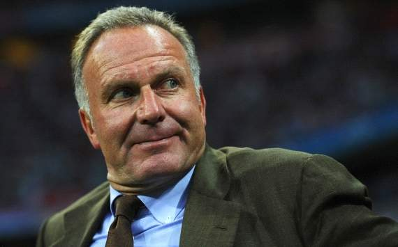 Rummenigge sees the Bundesliga as a model for Serie A