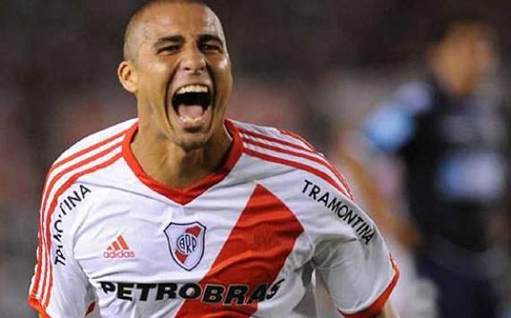 I chose him for his humility, his comradeship and his commitment - Almeyda explains decision to make Trezeguet new River Plate captain