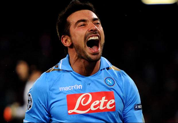 FIFA agent: There is a 90 percent chance that Lavezzi will join PSG