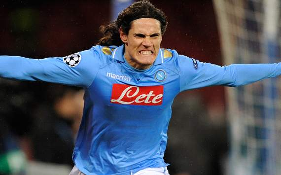 (EXCLU) LdC, Naples - Cavani  Si on marque, on passe 