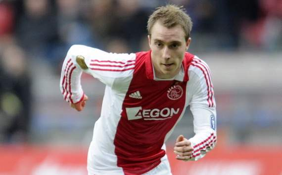 Eriksen: &quot;Hele mooie CL-poule&quot;