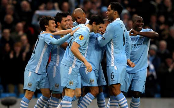 L. Europa - Man City a toujours l'avantage (MT)