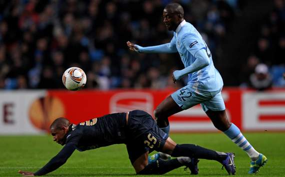'If we don't win, we are out of the title race' - Yaya Toure demanding victory in Manchester derby