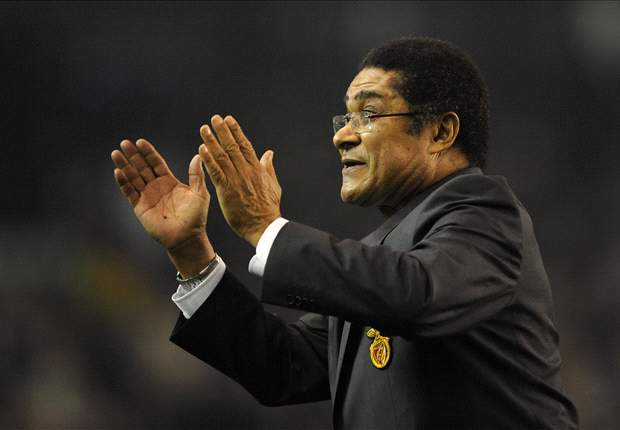 Eusebio: Portugal are not yet champions but who knows?