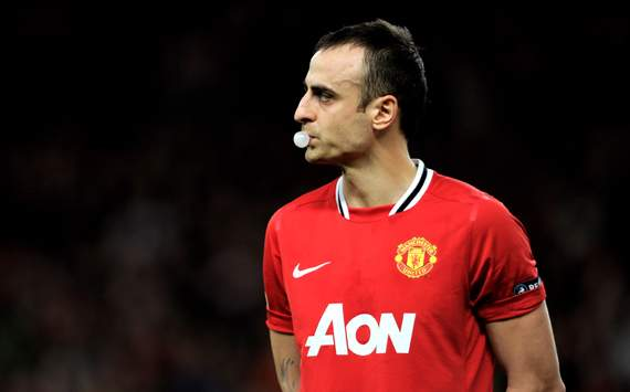 Galatasaray deny bidding for Berbatov