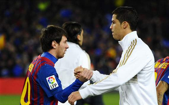 Lionel Messi v Cristiano Ronaldo - the final Head-To-Head: Barcelona hot shot romps to record-breaking Pichichi triumph