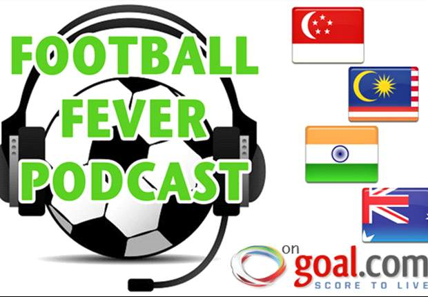 Football Fever Podcast: LionsXII prepare for tricky away semi-final