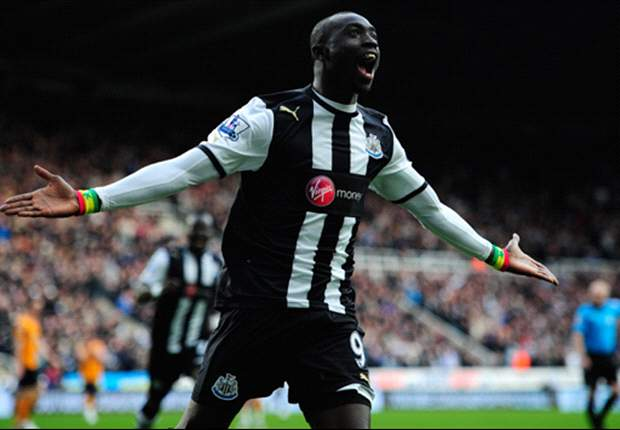 Cisse wants to remain at Newcastle for 'many years'
