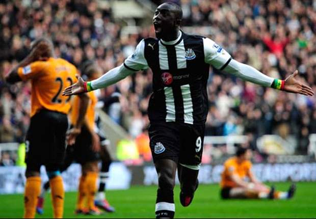 Cisse delighted with 'dream' start at Newcastle