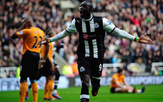 Papiss Cisse reveals frustration at missing out on Olympics