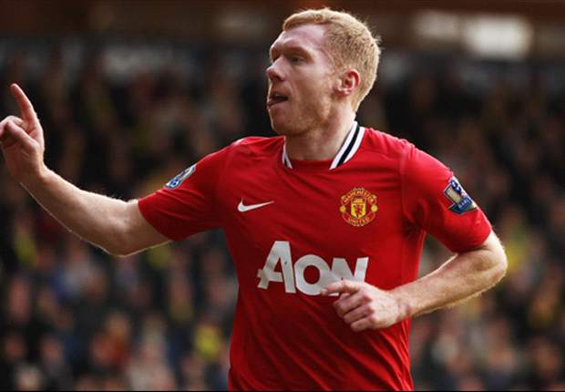 Scholes: Manchester United might have to win every game to win the league