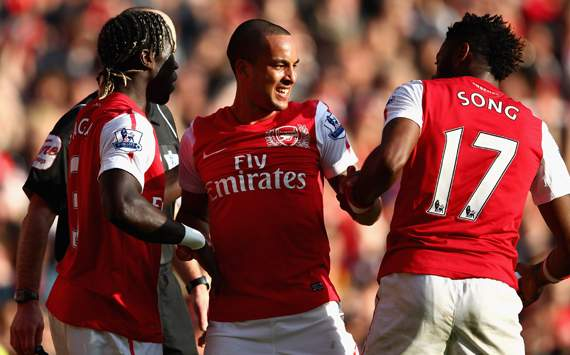 Walcott to thrash out his Arsenal future in imminent contract talks