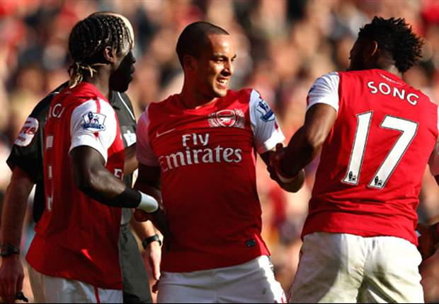 Walcott to Tottenham, Terry to Paris Saint-Germain: The good, bad and ridiculous of this week's transfer rumours