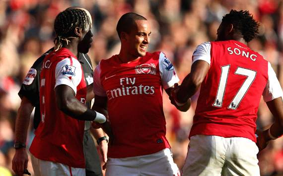 Walcott: Arsenal's victory over Chelsea was like winning the league