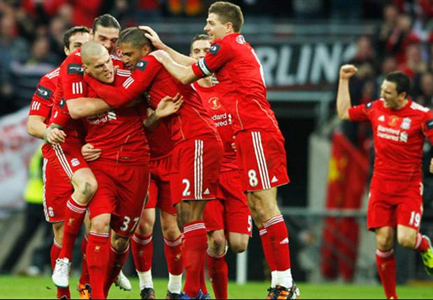 Martin Skrtel lauds Wembley atmosphere after Liverpool's League Cup win