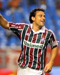 Fred - Fluminense x Vasco (Wallace Teixeira/Photocamera)