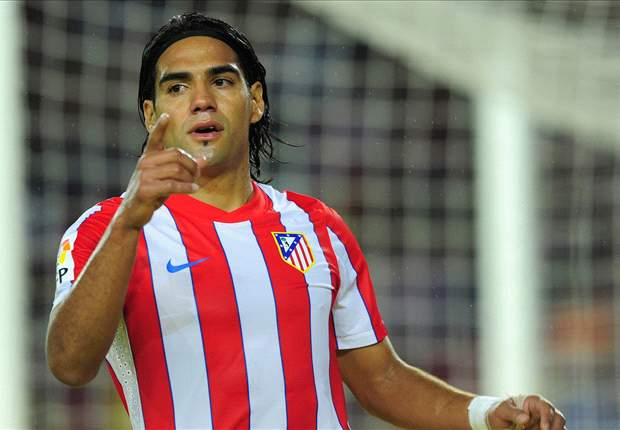 Radamel Falcao: Messi and Ronaldo are better than me; I'm just making a name for myself