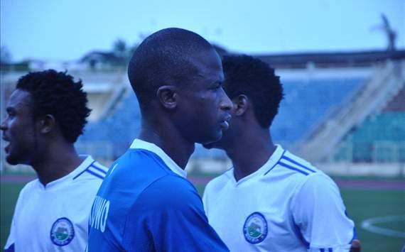 Gbenga Okunowo (Sunshine Stars)
