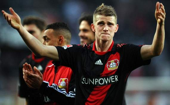 Lars Bender rules out Bayer Leverkusen exit