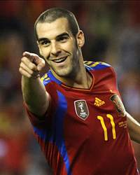 Alvaro Negredo - Spain