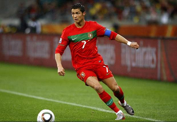 Portugal's ambition is to win Euro 2012, says Cristiano Ronaldo after draw with Poland