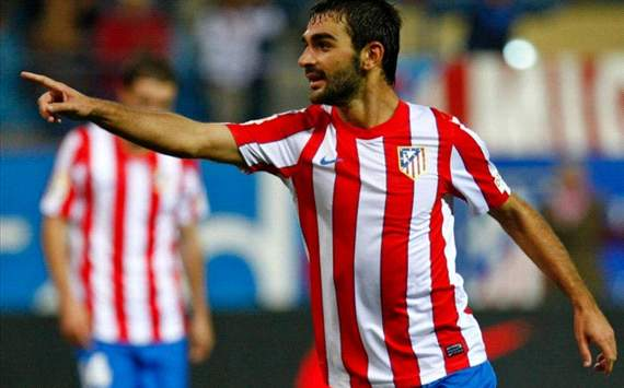 Arsenal table 12.5m offer for Adrian Lopez