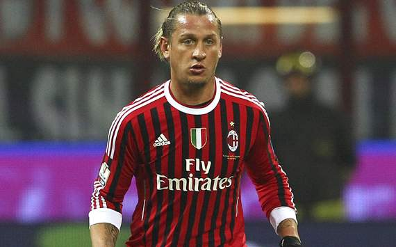 I never thought about leaving AC Milan, says Mexes