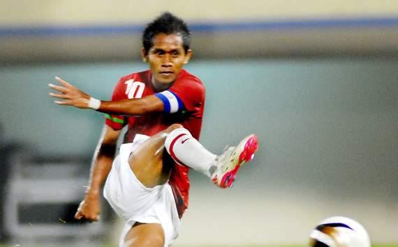 Andik Vermansyah - Indonesia U-21 - Hassanal Bolkiah Trophy (HBT 2012)