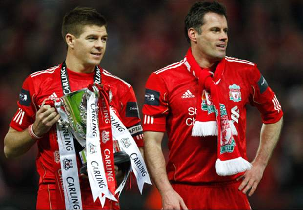 Cup double would vindicate Liverpool season, insist Gerrard & Carragher